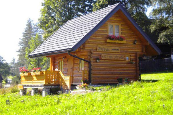 Chata pod Belianskými Tatrami