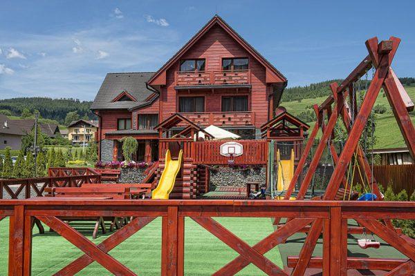 Winter Summer Resort