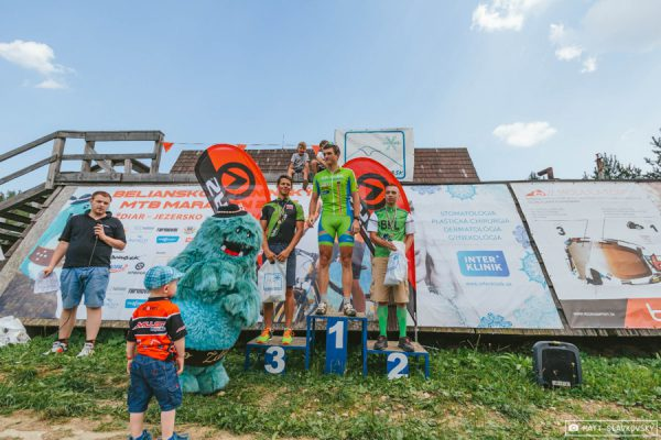 Beliansko – Pieninský MTB maratón 2015