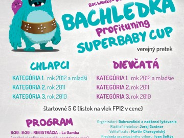 21.1.20178 Bachledka Profituning Superbaby cup
