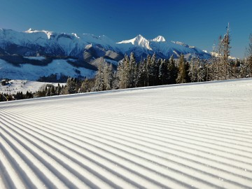 Začiatok lyžiarskej sezóny