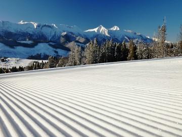 Start of the ski season