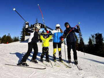 V prevádzke všetky lanovky a vleky, užite si výbornú lyžovačku v 3 dolinách!