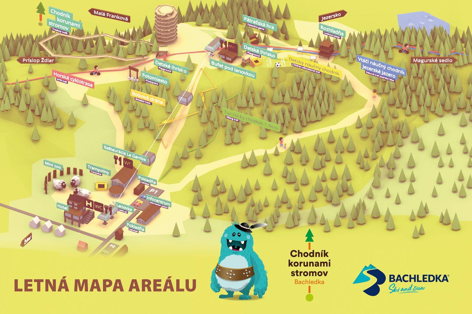 Mapa_Bachledka_Leto_2018_web1