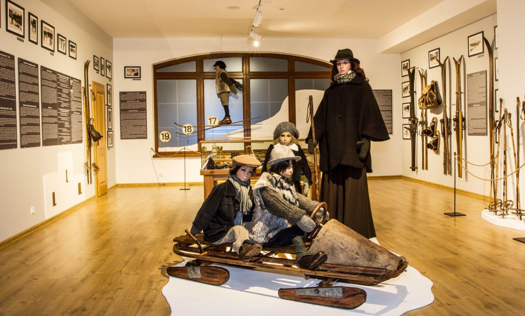 lyziarske muzeum