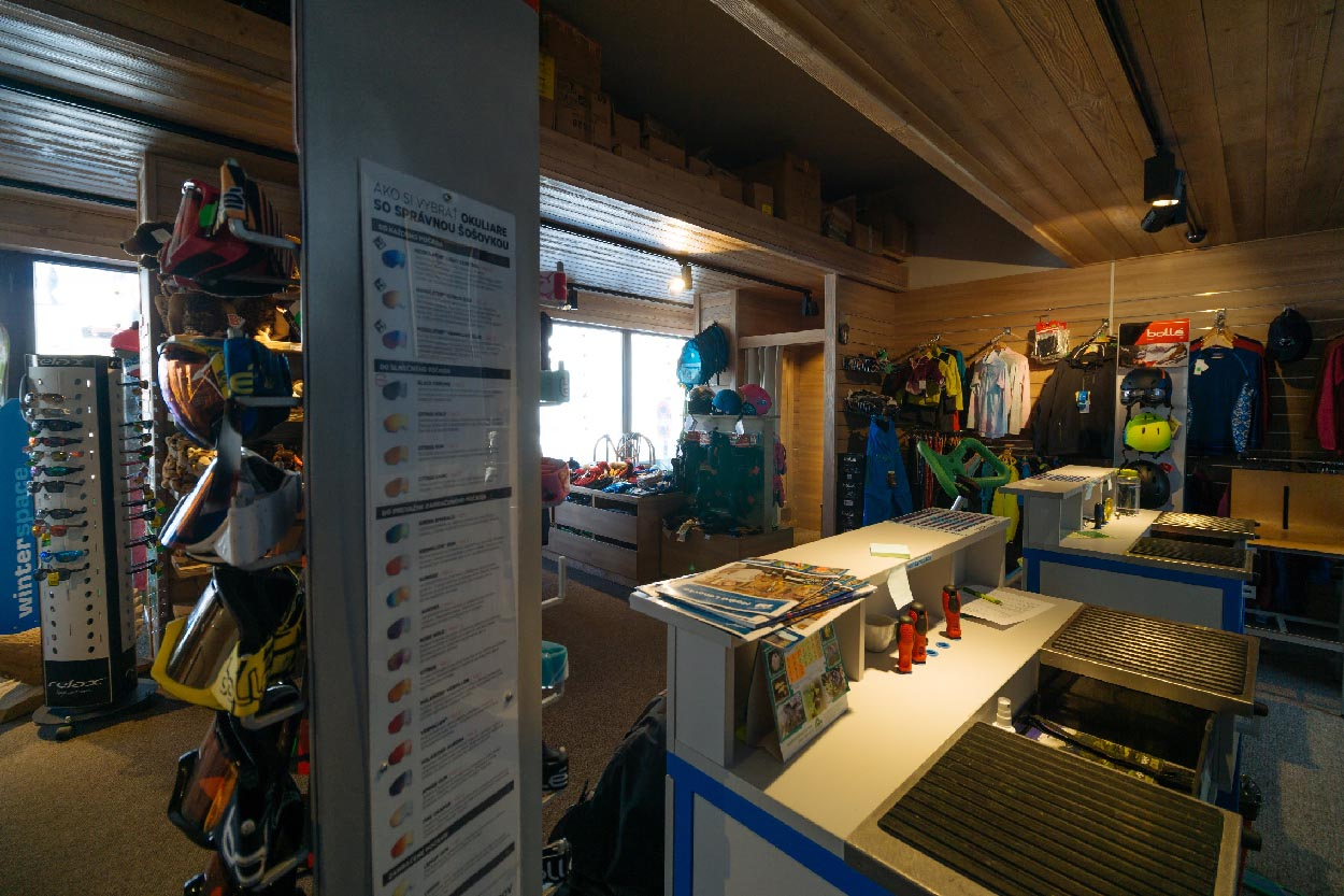 d55f60ee6 Požičovňa   Bachledka Ski & Sun