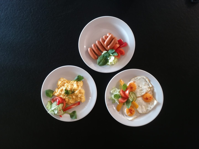 Bachledka Panorama raňajky
